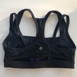 lululemon athletica Intimates & Sleepwear - Lululemon Splendor Bra 8 Navy Black